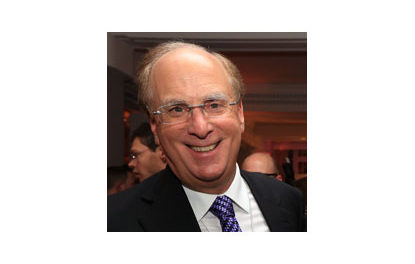 Is Larry Fink talking about integrated reporting?